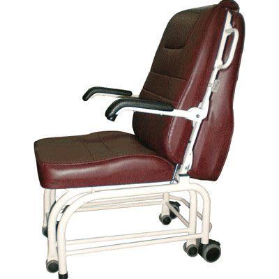 Medical sleeper chair / on casters / reclining / manual JD-013 Joson-care Enterprise Co., Ltd.