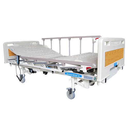 Homecare bed / electrical / on casters / 4 sections ES-08FDS Joson-care Enterprise Co., Ltd.
