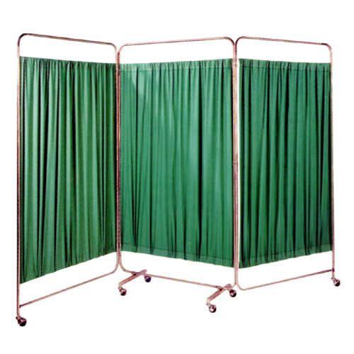 Hospital screen / on casters / 3-panel JR-017 Joson-care Enterprise Co., Ltd.