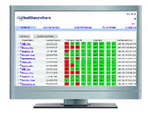 Vital sign telemonitoring software Healthanywhere™ Biosign