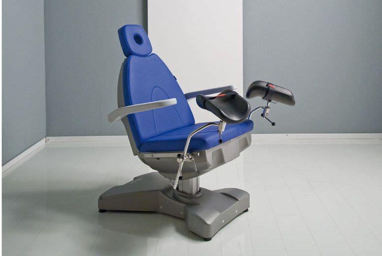 Gynecological examination chair / 2-section LR Spezial Gharieni