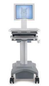Medical computer cart HC-101 Modern Solid Industrial