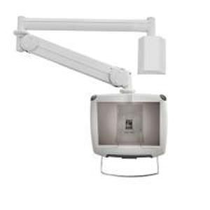 Medical monitor support arm / wall-mounted HA-245 Modern Solid Industrial
