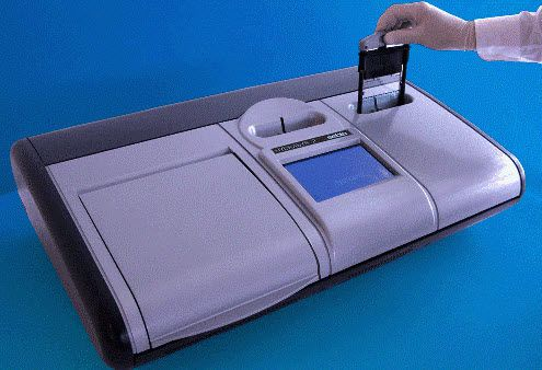 Automatic agarose gel electrophoresis system / compact HYDRASYS 2 Sebia