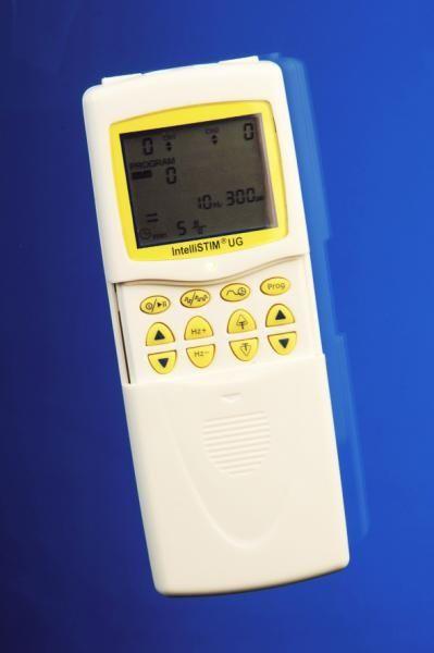 Electro-stimulator (physiotherapy) / hand-held / perineal electro-stimulation / 2-channel INTELLISTIM UG ® Sugar International