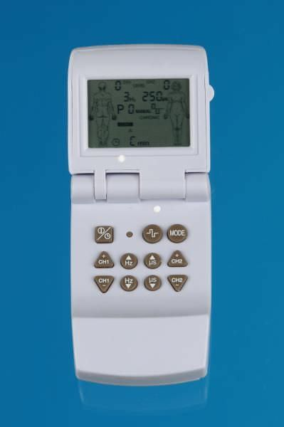 Electro-stimulator (physiotherapy) / hand-held / TENS / 2-channel LOGISTIM T19 Sugar International