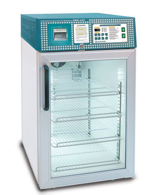 Laboratory refrigerator / cabinet / 1-door 1 - 6 C°, 245 l | HRM-245 Hanshin Medical