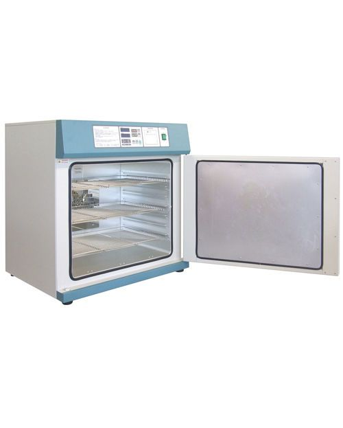 Medical sterilizer / hot air / bench-top / automatic 108 l | HD-5610C, HS-5610 Hanshin Medical
