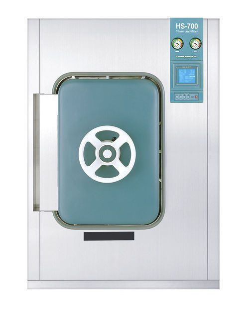 Medical autoclave / with steam generator 700 l | HS-700 Hanshin Medical