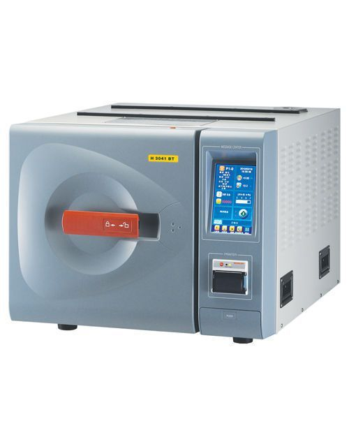 Medical autoclave / bench-top / programmable 41 l | HS-3041BT Hanshin Medical