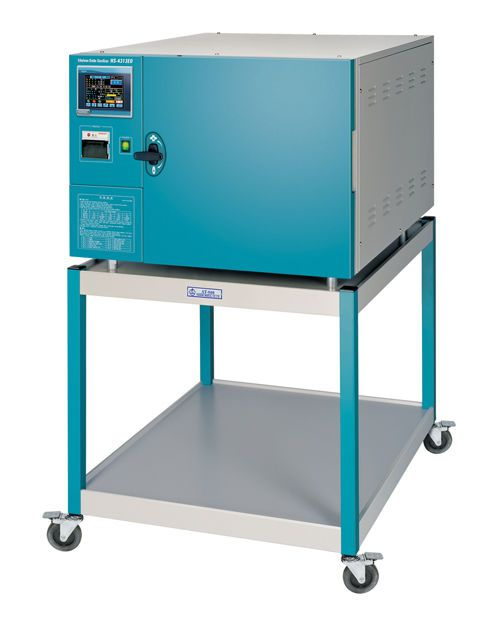 Medical sterilizer / ethylene oxide / bench-top / low-temperature 135 l | HS-4313EO Hanshin Medical