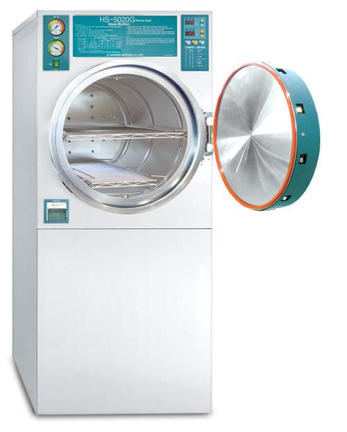 Medical autoclave / with steam generator 200 l | HS-5020G Hanshin Medical