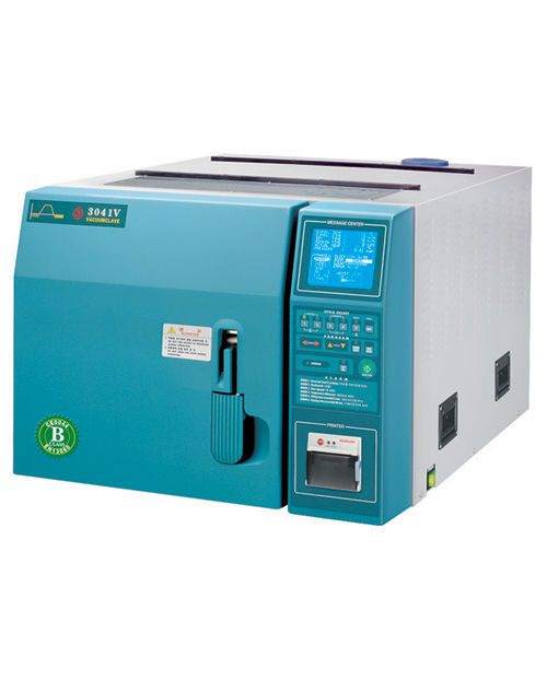 Medical autoclave / bench-top / programmable 41 l | HS-3041V Hanshin Medical