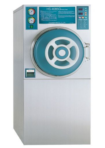 Medical autoclave / with steam generator 85 l | HS-4085G Hanshin Medical