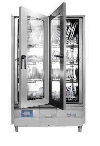 Healthcare facility dishwasher TWIN STAR DIHR