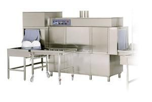 Conveyor dishwasher / for healthcare facilities AX 380 DIHR