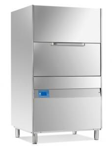 Healthcare facility dishwasher / hood LP3 S PLUS DIHR