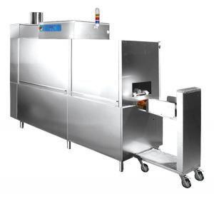 Conveyor dishwasher / for healthcare facilities TX 1500 DIHR