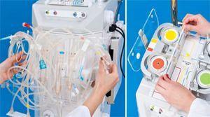Plasmapheresis apheresis machine KM-9000 Kawasumi