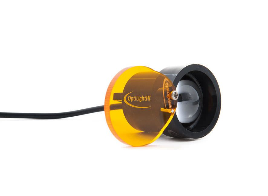 Binocular loupe lamp / LED OptilightHD+ Optiloupe