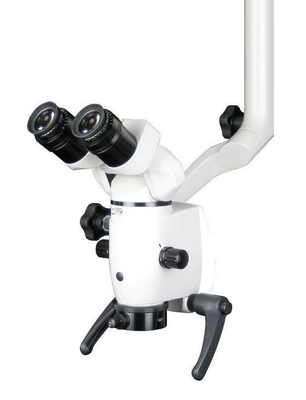 Operating microscope (surgical microscopy) / for dental surgery / mobile optiloupe SCOPE Optiloupe