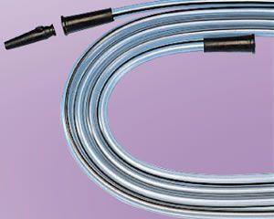 Irrigation cannula / aspirating / laparoscopic surgery PSCST/06/FFM5 Purple Surgical