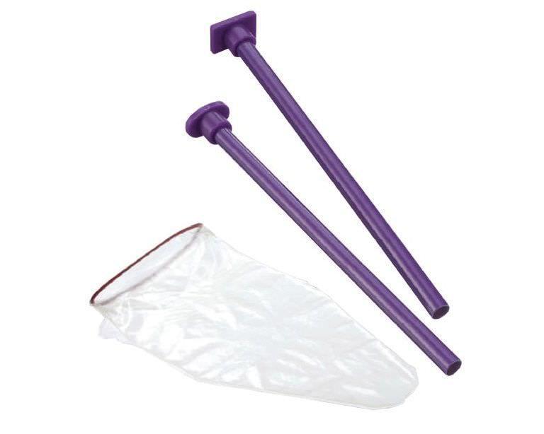Endoscopic surgery retrieval pouch 3400 Purple Surgical
