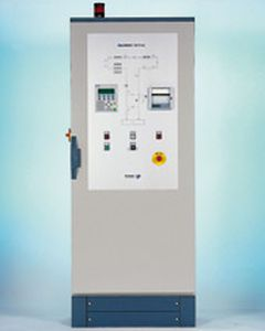 Hemodialysis water treatment plant / hot water rinse / reverse osmosis 9 - 45 W   Aquaboss® Eco 10-50 Lauer Membran Wassertechnik