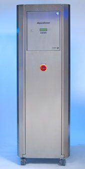 Hemodialysis water treatment system / reverse osmosis 210 - 700 L/h   Aquaboss® (Eco)RO Dia I LCC Lauer Membran Wassertechnik