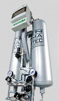 Nitrogen generator medical / PSA 95 - 99.99%, 0.40 - 10.80 Nm3/h | IMT-PN OnGo Inmatec GaseTechnologie