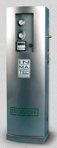 Nitrogen generator diaphragm / medical 95 - 99.5%, 0.14 - 12.3 Nm³/h | IMT-SN Inmatec GaseTechnologie