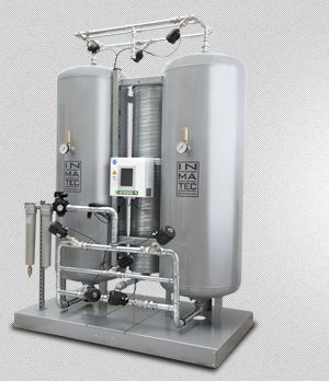 Nitrogen generator PSA / medical 95 - 99.99%, 3.20 - 1.37 Nm³/h | IMT-PN Multi Inmatec GaseTechnologie