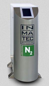 Nitrogen generator PSA / medical 95 - 99.99%, 0.4 - 10.80 NM³/H | IMT-PN MICRO Inmatec GaseTechnologie