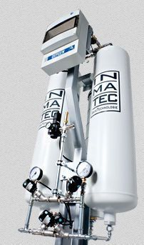 Medical oxygen generator / PSA 90 - 93%, 0.4 %u2013 12.90 Nm³/h | IMT-PN OnGo Inmatec GaseTechnologie