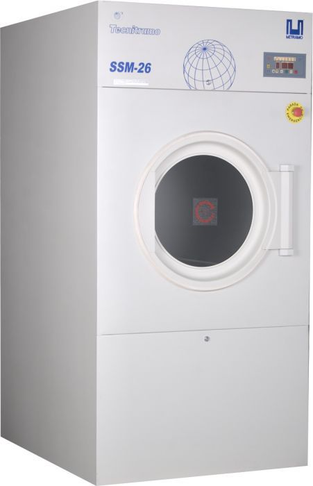 Healthcare facility clothes dryer SSM Tecnitramo