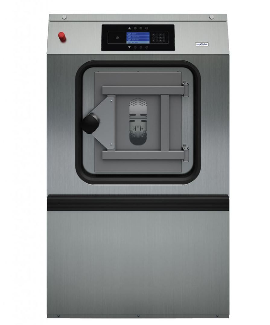 Side loading washer-extractor / for healthcare facilities DBL Tecnitramo