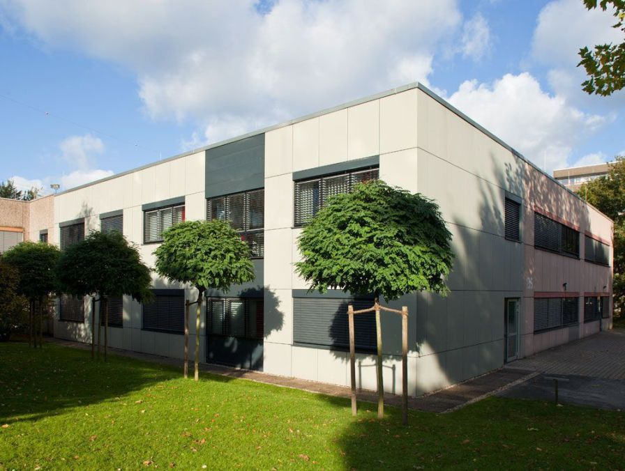 Modular ophthalmology clinic Bolle