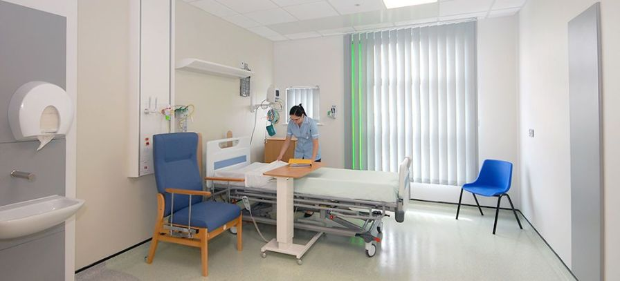 Recovery room / modular ModuleCo Healthcare