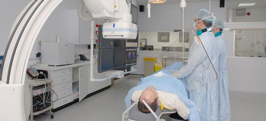 Radiology room / modular ModuleCo Healthcare