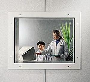 MRI window / viewing / RF-shielded IMEDCO