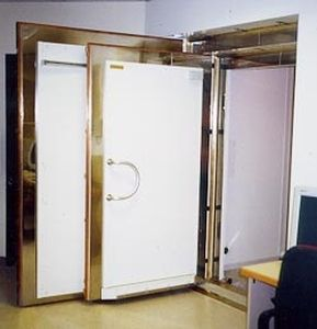 Magnetically shielded room for healthcare facilities MSR IMEDCO