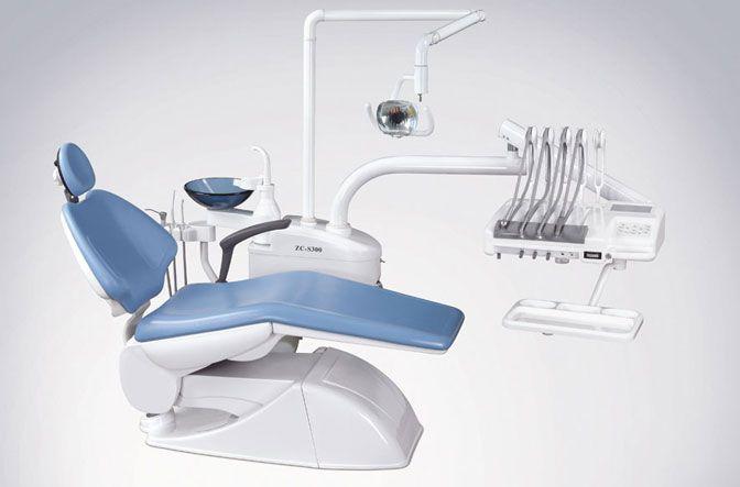 Dental treatment unit ZC-S300-TOP-MOUNTED Foshan Joinchamp Medical Device