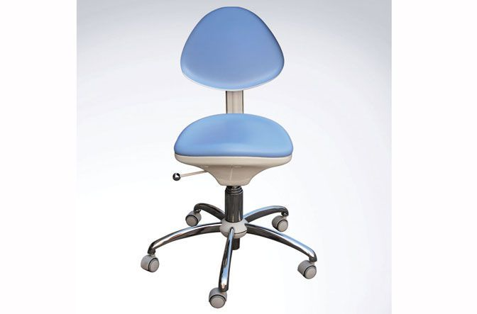 Dental stool / with backrest ZC-18 Foshan Joinchamp Medical Device