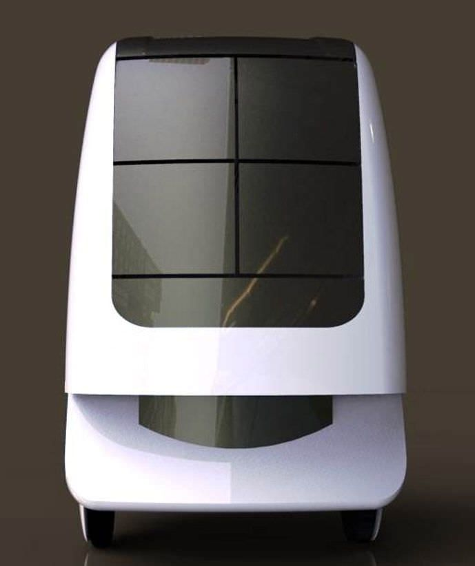 Automated guided vehicle AMR Oppent