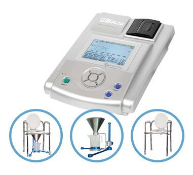 Urinary flow meter CubeFlow MCube Technology