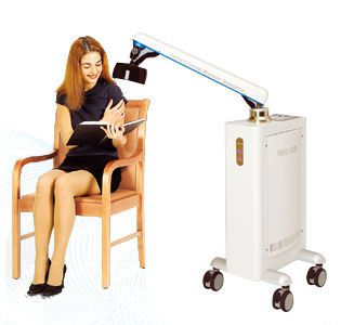 Magnetic field generator (physiotherapy) / on trolley BioCon™-1000PRO MCube Technology