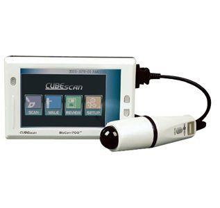 Hand-held ultrasound bladder scanner BioCon™-700 MCube Technology