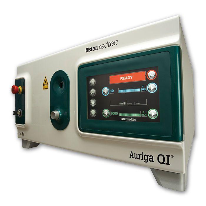 Surgical laser / urological surgery / lithotripsy / Ho:YAG 30 W | Auriga QI® StarMedTec