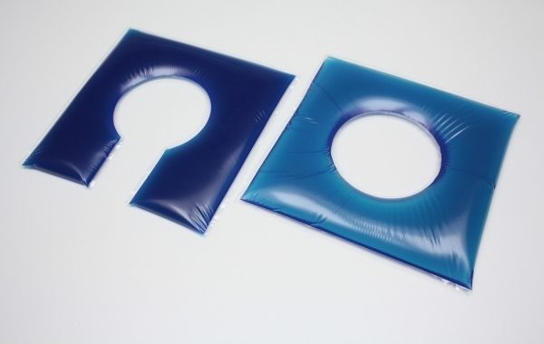 Headrest gel support 940404000, 940404000-1 GEL-A-MED