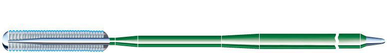Catheter guidewire / peripheral / hydrophilic Treasure Floppy Asahi Intecc Co Ltd
